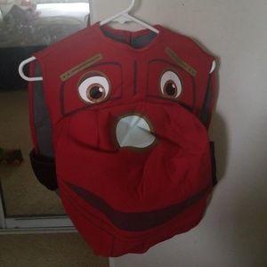 Chuggington (Wilson) Costume, Small 3T-4T